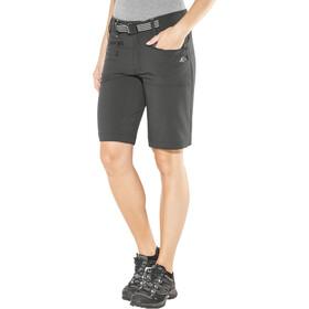 High Colorado Monte Pantalones Cortos de Trekking Mujer, black